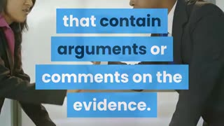 Argumentative - Tax Court