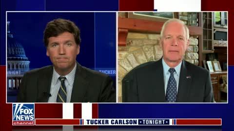 Senator Johnson on Tucker Carlson Tonight 7.9