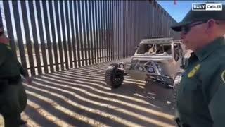 The Trump Boarder Wall