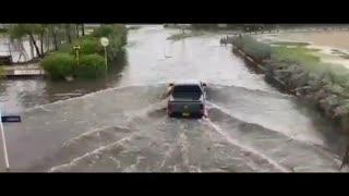 Video: Cartagena sufrió las lluvias de este 11 de noviembre
