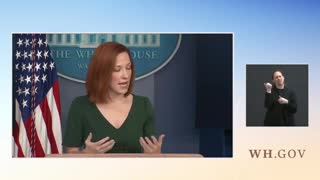 Psaki on Children Detention Facilities