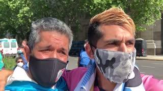 A Maradona lo lloran todos los argentinos
