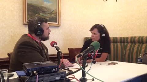 Tony Arteburn Interviews Sabine