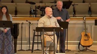 East Ellijay Baptist Church Service 3/14/2021
