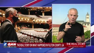 The Real Story - OAN Stacey Abrams Exposed withPeter Navarro