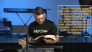 16 Fundamental Truths #1 The Scriptures Inspired