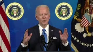 Biden Lies: EVERYTHING In The American Rescue Plan Addresses A Real Need