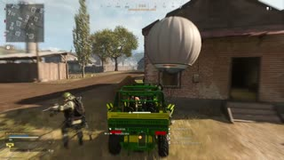 Modern Warfare : squirter