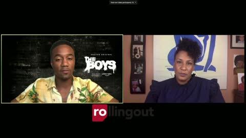 Jessie T. Usher - The Boys Season 2