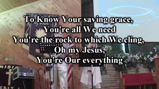 Rising Faith - Jesus You're My Everything