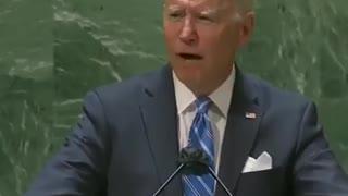 Biden challenges UN General Assembly to combat climate change