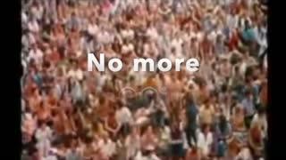 Friede, Freiheit, keine Diktatur! Peace, Freedom, no dictatorship!