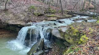 Eastern Kentucky waterfall