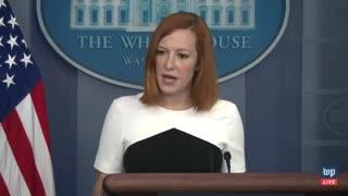 Press Sec Endorses MORE Censorship From Big Tech
