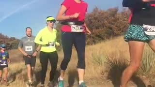 2016 Ridgeline Trail Races Half Marathon