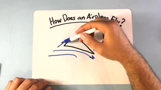 How does an Airplane Wing Work?