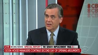 Turley blasts House Democrats on impeachment