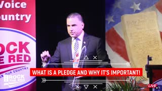 What the Word **PLEDGE** Means and Why it is IMPORTANT!!