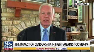 Sen. Ron Johnson on VAERS System, Vaccine Deaths and YouTube Censorship