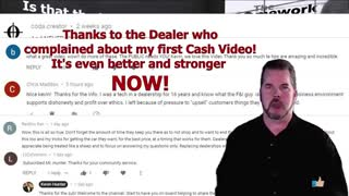 """DON'T SAY """"I'M PAYING CASH!"""" at CAR DEALERSHIPS - Auto Expert: The Homework Guy, Kevin Hunter"""