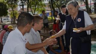 Comunidad busca recursos para ayuda a los más necesitados de Bucaramanga