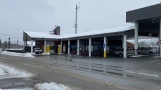 The Northern Maine US Border Patrol.