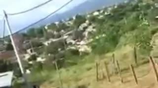 Atentado contra helicóptero del Presidente Iván Duque
