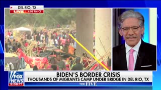 Judge Jeanine slams Geraldo over Biden's border crisis