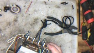 Lionel 1033 Transformer Renovation, Part I