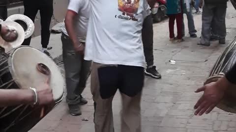 Dance   Nyata Bhulu Ajima Jatra   Nardevi Jatra