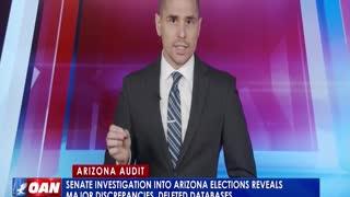 Senate investigation into Ariz. elections reveals major discrepancies, deleted databases