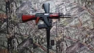 Great gun finish anyone can afford