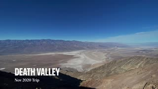 Death Valley Fall 2020