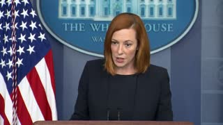 Psaki REFUSES to Affirm that the Biden Admin Will Support All Americans Stranded in Afghanistan