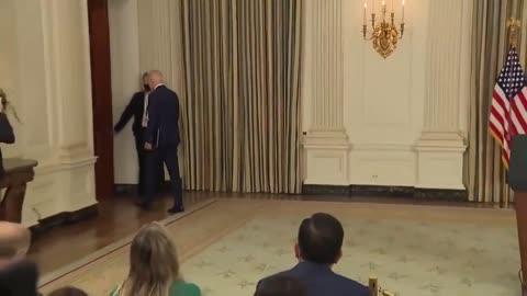 Joe Biden Refuses To Answer Questions