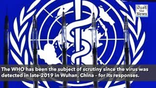 WHO panel criticizes China, other countries, for not acting more speedily to prevent pandemic