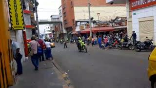 No acatan el toque de queda en Bucaramanga