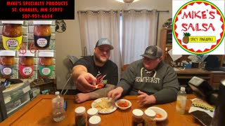 Food Review//Mike's Salsa