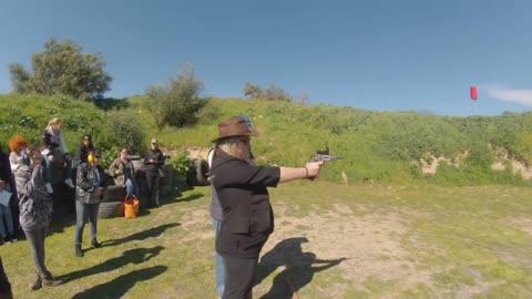 Bullets & Bombshells Ladies Shooting Event