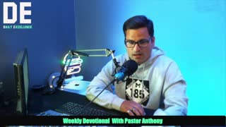Proverbs 4:20 Devo With Pastor Anthony