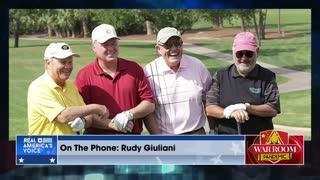 Rudy Giuliani on Rush Limbaugh