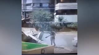 Worst Moment Caught on Camera