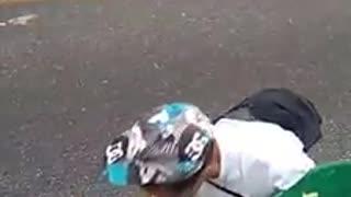 'Lagrimón' regresó a las calles de Bucaramanga