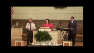 Special Song - I Don't Want To Have To Cross Jordan Alone, by Dennis Campbell and Family, 2008