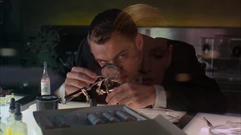 DYSTOPIAN FUTURES: Gattaca (1997) Movie Trailer
