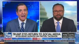 Jason Miller: Trump Will Soon Return To Social Media 'On His Own Platform'