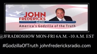 The John Fredericks Radio Show Guest Line-Up for Tuesday August 3, 2021
