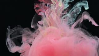 background - multi colored vapor 🔥 4K 🔥