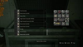 Resident Evil 2 Pt15 These guys are bleeding my ammo dry