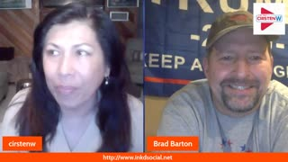 Arrests discussed with Brad Barton